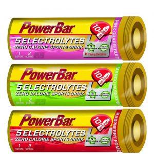 Powerbar 5 Electrolytes Raspberry Pomegranate