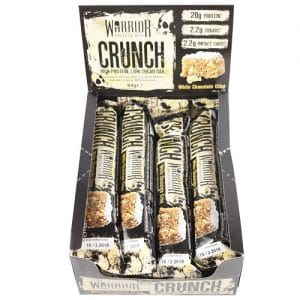 Warrior Crunch Bar 12 x 64g