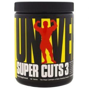Universal Nutrition Super Cuts 3