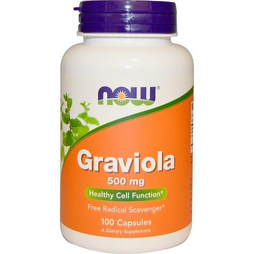 Now Foods Graviola 500mg