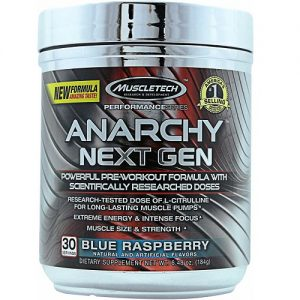 Muscletech Anarchy Next Gen