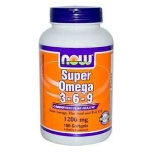 Super Omega 3-6-9 1200mg