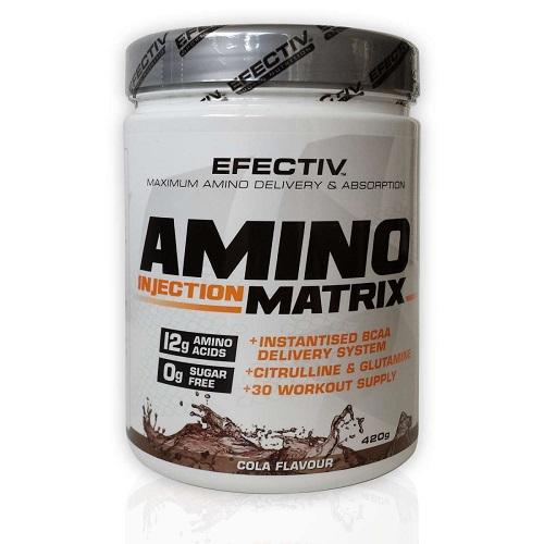 Amino Injection Matrix