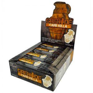 Grenade Carb Killa Bars