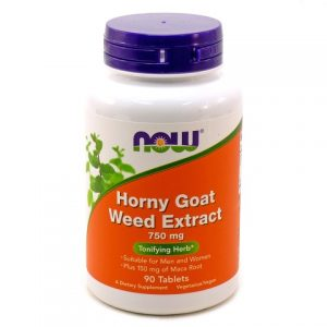 Horny Goat Weed Extract 750mg