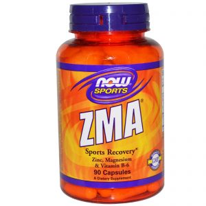 Now Foods - ZMA