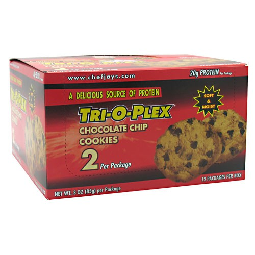 Trioplex Cookies