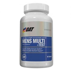 GAT Men's Multi + Test