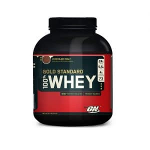 100% Gold Standard Whey Protein