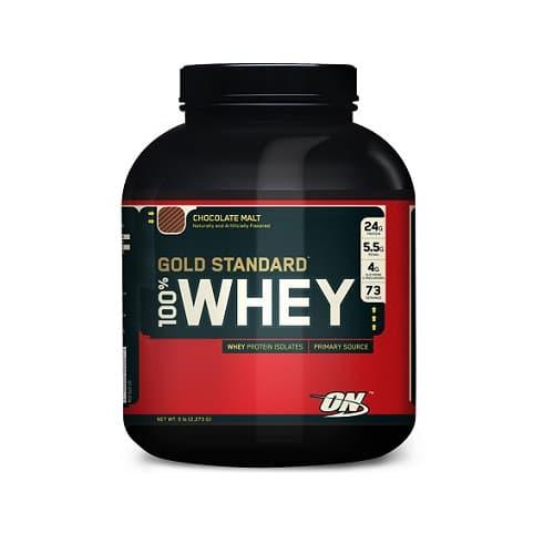 100% Gold Standard Whey Protein