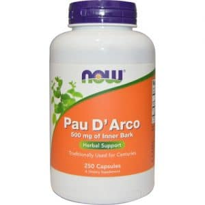 Now Foods pau D'Arco 500mg