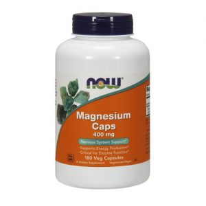 Now Foods Magnesium 400mg