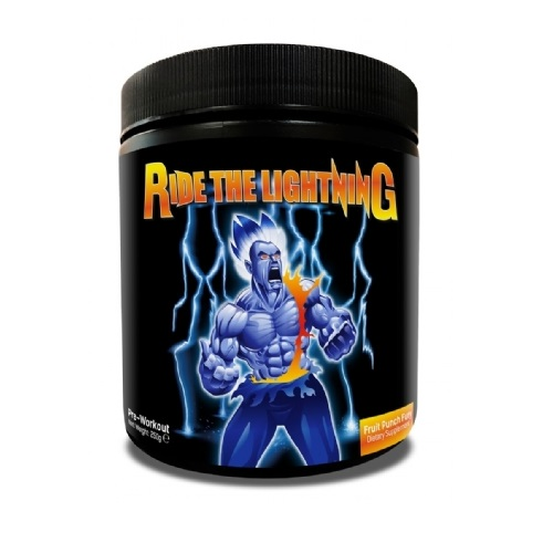 Ride the lightning extreme pre workout
