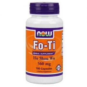 Fo-Ti (Ho Shou Wu) 560mg