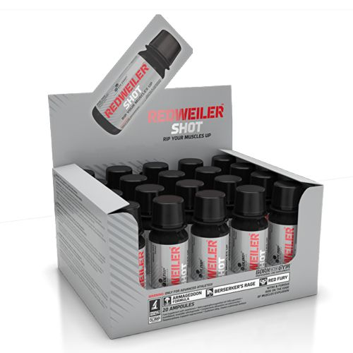 Olimp Redweiler Shot 20 x 60ml