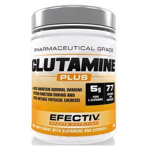 Efectiv Glutamine Plus - 4