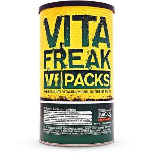Vita Freak Vf Packs