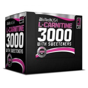 Biotech USA L-Carnitine 3000
