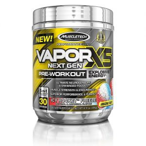 Muscletech Vapor X5 Pre Workout